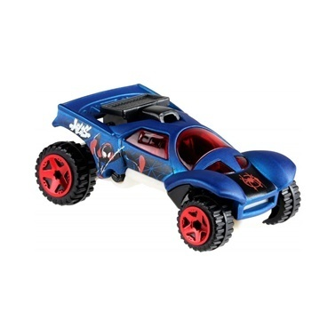 Hot Wheels Hot Wheels Arabalar Özel Spiderman Serisi Renkli